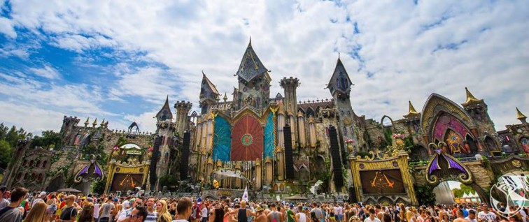 Main Stage Tomorrowland 2015