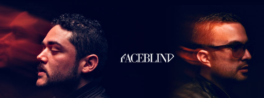faceblind cover